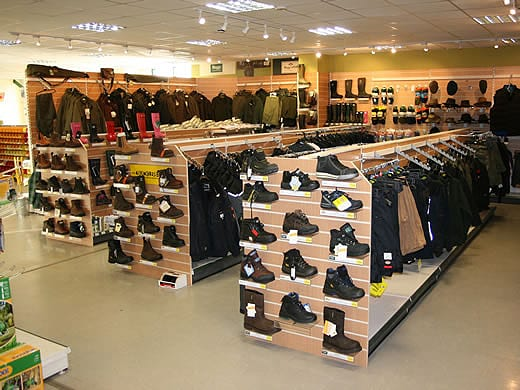 Salepoint Garden Centres Clothing