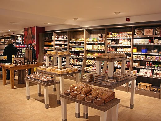 Salepoint Garden Centres Food Hall