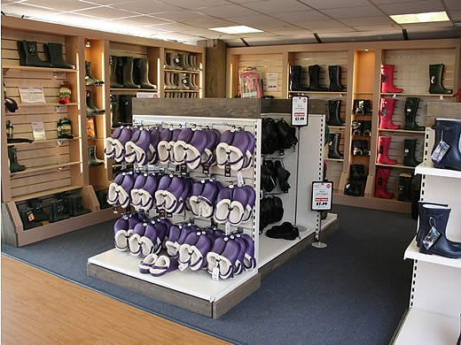 Salepoint Garden Centres Footwear