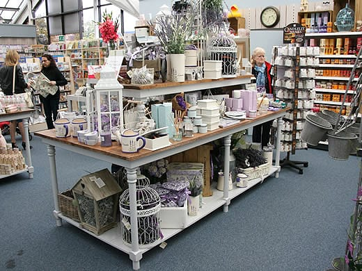 Salepoint Garden Centres Two Tier