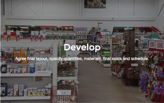 Pet Stores - Develop