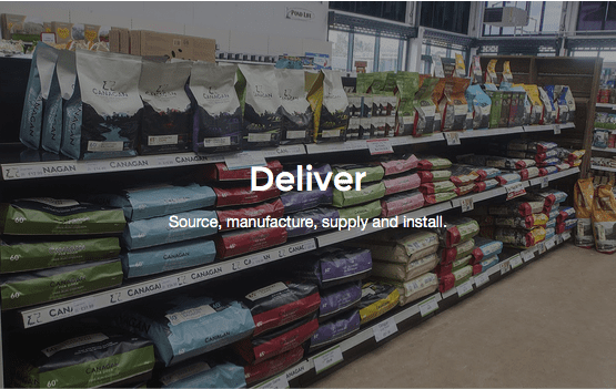 Pet Stores - Deliver