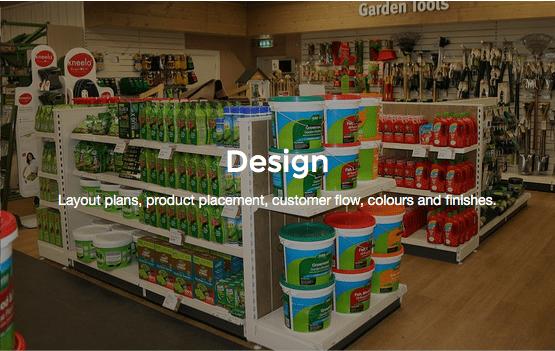 Garden Centres - Design