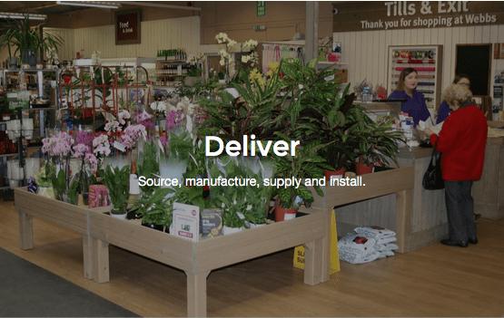 Garden Centres - Deliver