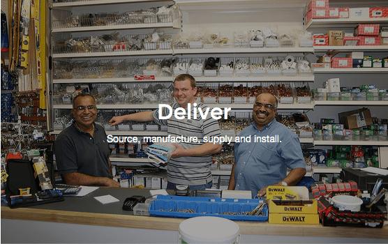 Hardware Stores - Deliver