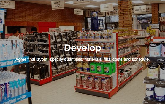 Builders Merchants - Develop