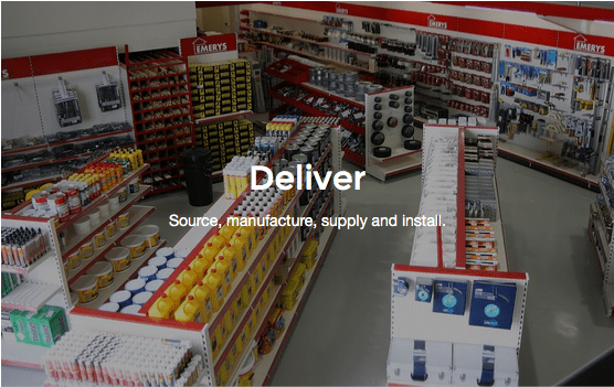 Builders Merchants - Deliver