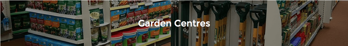 Projects - Garden Centres