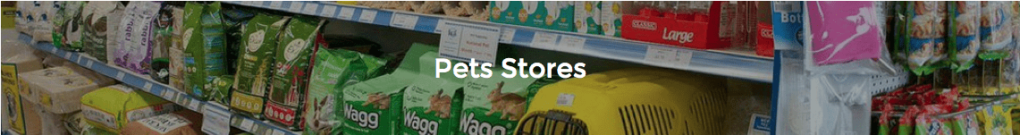 Projects - Pet Stores